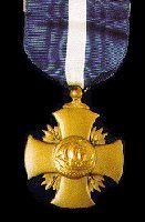 The KGB Distinguished Service Cross